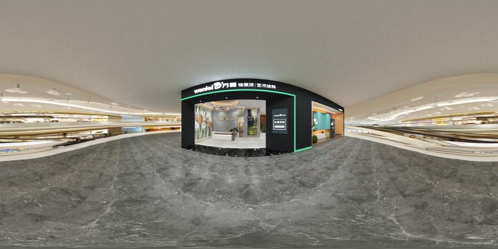 广西北海展厅