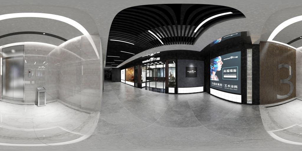 广西贵港展厅